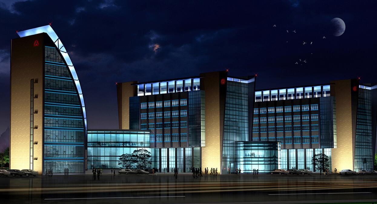 适宜夜景照明的建筑类型及其照明特点.jpg
